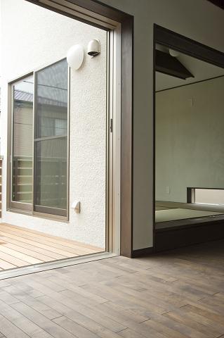 丸窓の家5