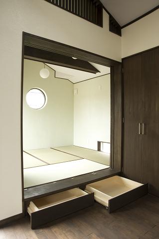 丸窓の家6